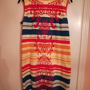 Beautiful Anthropologie dress by Tabitha